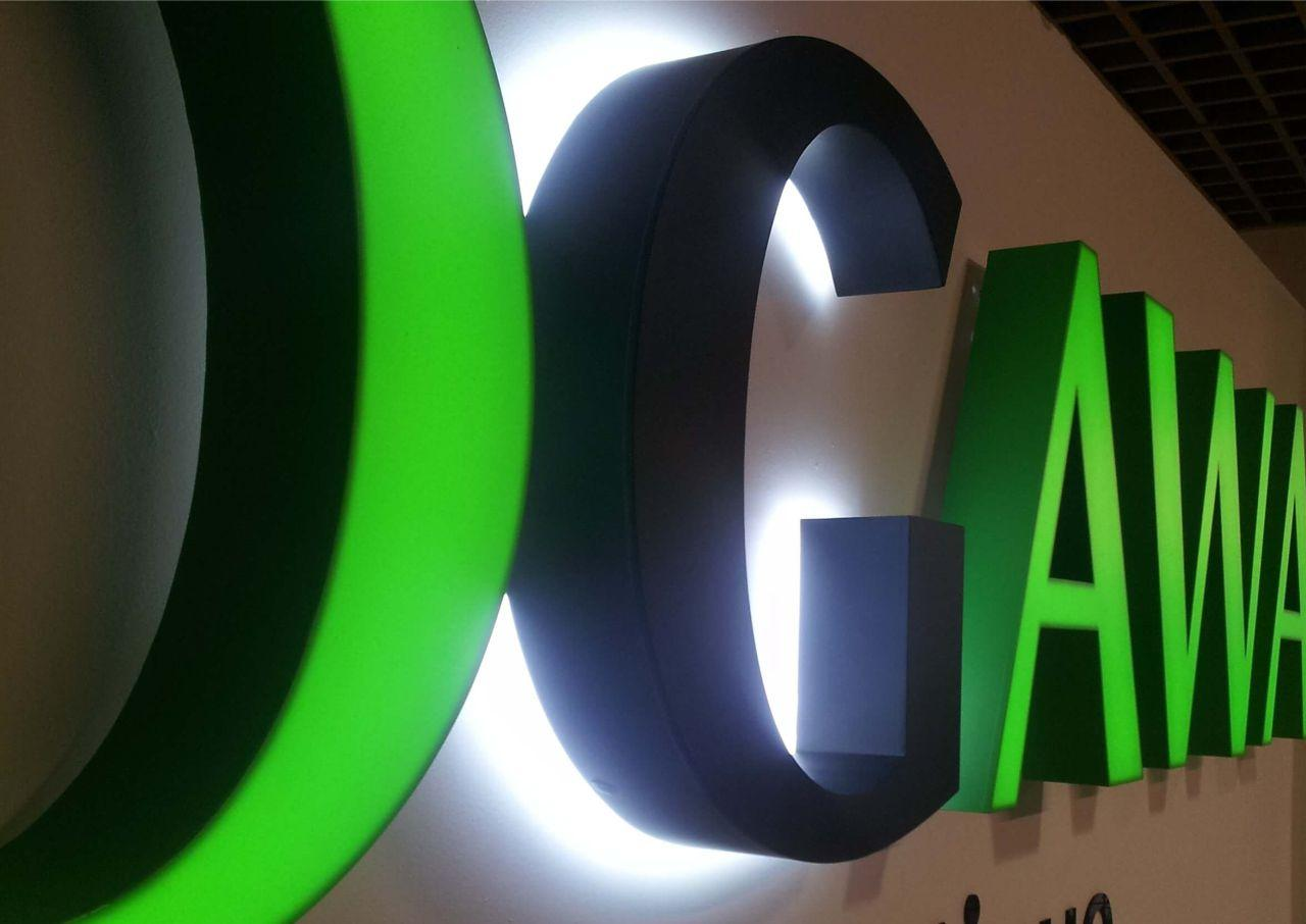 Буквы с контражуром_Ogawa